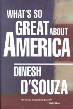 What's So Great About America (Hardcover)