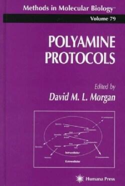 Polyamine Protocols (Hardcover)