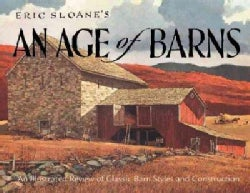 Eric Sloan's an Age of Barns (Paperback)