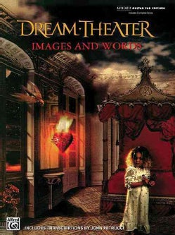 Dream Theater: Images & Words: Personality Book (Paperback)