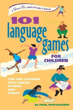 101 Language Games for Children: Fun and Learning With Words, Stories and Poems (Paperback)