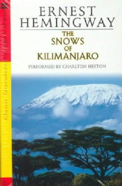 The Snows of Kilimanjaro (Audio cassette)