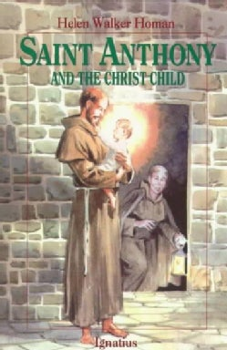 Saint Anthony and the Christ Child (Paperback)