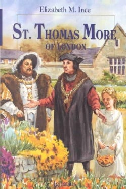 Saint Thomas More of London (Paperback)
