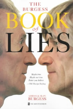 The Burgess Book of Lies (Paperback)