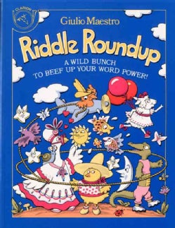 Riddle Roundup: A Wild Bunch to Beef Up Your Word Power! (Paperback)