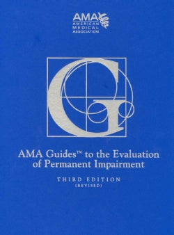 Guides to the Evaluation of Permanent Impairment (Hardcover)