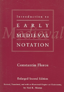 Introduction to Early Medieval Notation (Paperback)