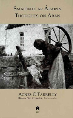 Smaointe Ar Arainn/ Thoughts on Aran (Hardcover)