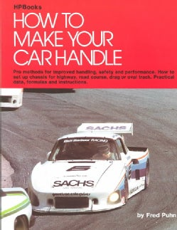 How to Make Your Car Handle (Paperback)