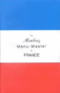Marling Menu-Master for France (Paperback)