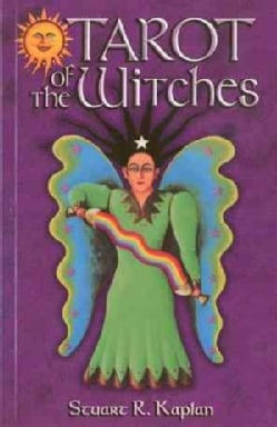 The Tarot of the Witches Book: The Only Complete and Authentic Illustrated Guide to the Spreading and Interpretat... (Paperback)