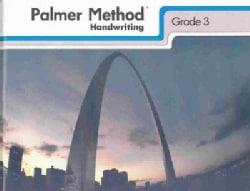 Palmer Method Transition or Cursive: Grade 3 (Paperback)