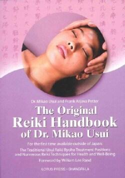Original Reiki Handbook of Dr. Mikao Usui (Paperback)