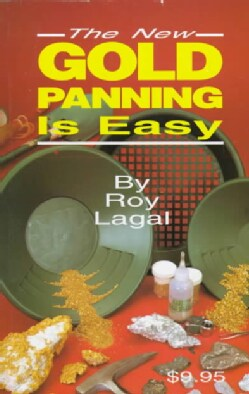 The New Gold Panning Is Easy (Paperback)