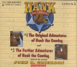 The Original Adventures of Hank the Cowdog / the Further Adventures of Hank the Cowdog (CD-Audio)
