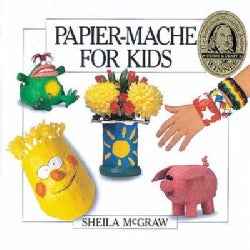 Papier-Mache for Kids (Paperback)