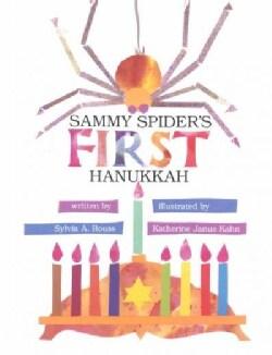 Sammy Spider's First Hanukkah (Paperback)