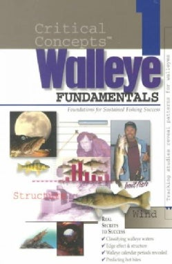 Critical Concepts: Walleye Fundamentals 1 (Paperback)