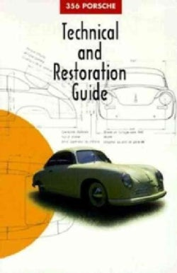 356 Porsche: Technical and Restoration Guide (Paperback)