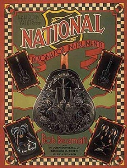 The History & Artistry of National Resonator Instruments (Paperback)