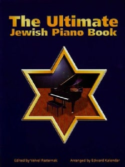 The Ultimate Jewish Piano Book (Paperback)