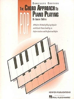 Chord Approach to Pop Piano Playing Complete (Paperback)
