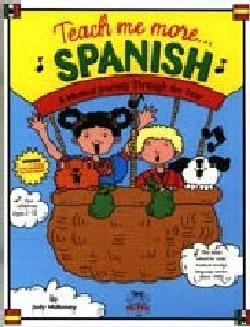 Teach Me More Spanish (CD-Audio)