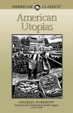 American Utopias (Paperback)