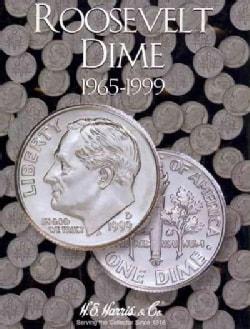 Whitman Roosevelt Dime Coin Folder: 1965-1999 (Hardcover)