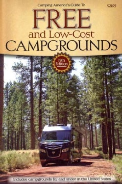 The Wright Guide To Free and Low-Cost Campgrounds (Paperback)