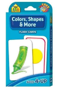 Colors, Shapes and More (Cards)