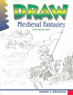 Draw! Medieval Fantasies (Paperback)