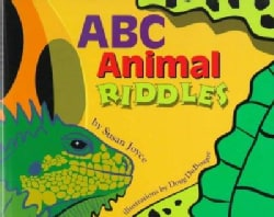 ABC Animal Riddles (Hardcover)