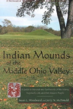 Indian Mounds of the Middle Ohio Valley: A Guide to Mounds and Earthworks of the Adena, Hopewell, and Late Woodla... (Paperback)