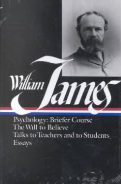 William James: Writings, 1878-1899 (Hardcover)