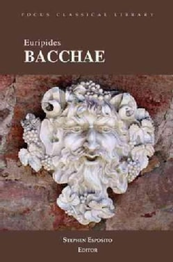 Euripides' Bacchae: Translation, Introduction and Notes (Paperback)