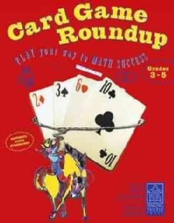 Card Game Roundup: Play Your Way to Math Success (Paperback)