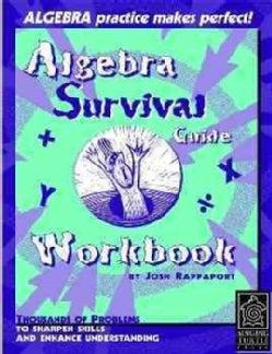 Algebra Survival Guide Workbook (Paperback)