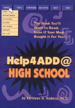 Help4ADD At High School (Paperback)
