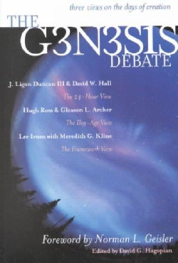 The Genesis Debate: Three Views on the Days of Creation (Paperback)