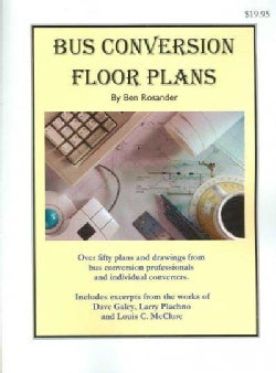 Bus Conversion Floor Plans (Paperback)