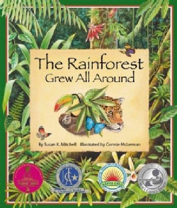 The Rainforest Grew All Around (Paperback)