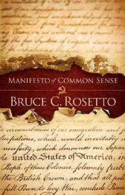 Manifesto of Common Sense (Paperback)
