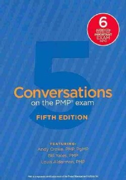 Conversations on the PMP Exam (CD-Audio)