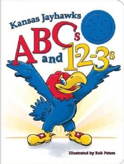 Kansas Jayhawks ABCs and 1-2-3s (Board book)