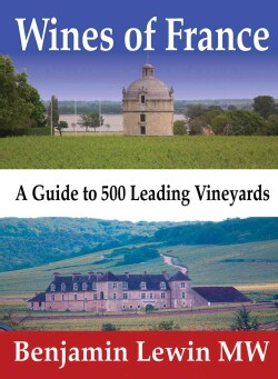 Wines of France: A Guide to 500 Leading Vineyards (Hardcover)