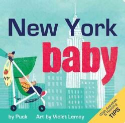 New York Baby (Board book)