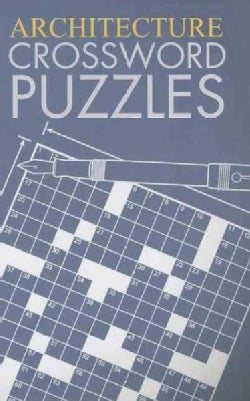 Architecture Crossword Puzzles (Paperback)