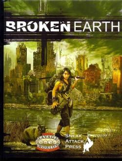 Broken Earth (Hardcover)